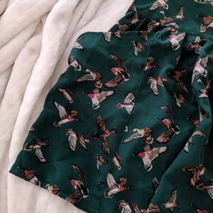 Urban Outfitters Duck Skirt!